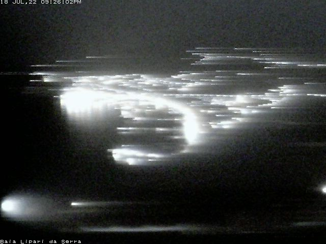 Webcam  in tempo reale su lipari