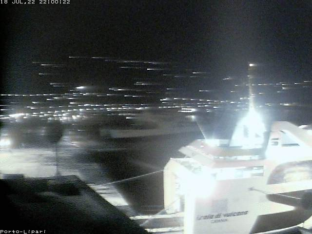 Webcam Lipari - Streaming - Sottomonastero